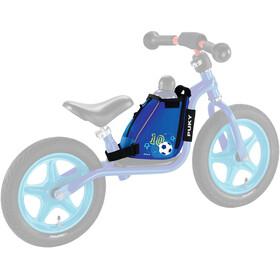 Puky LRT Laufradtasche mit Tragegurt blau fußball